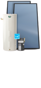 Solar water heater/ Solar thermal. We are part of the California Solar Initiative program to qualify our customers for government rebates. Call us to learn about all the benefits of solar water heating.