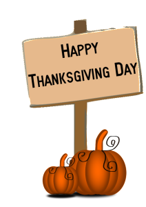 Sonora Ca plumbers from Optimized plumbing & Piping wish you a Happy Thanksgiving